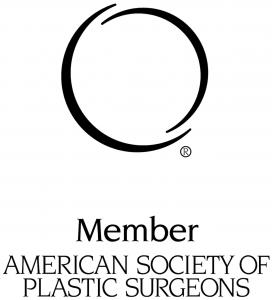 American Society of Plastic Surgeons Member logo