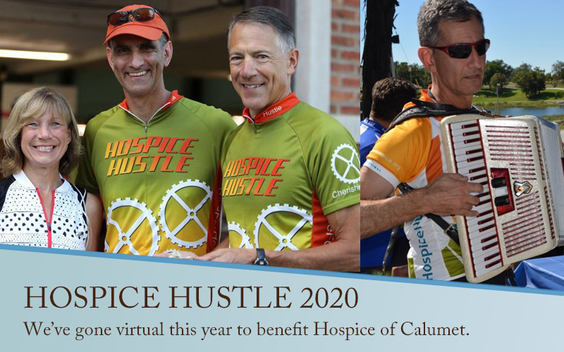 Hospice Hustle 2020 - We've gone virtual this year to benefit Hospice of Calumet